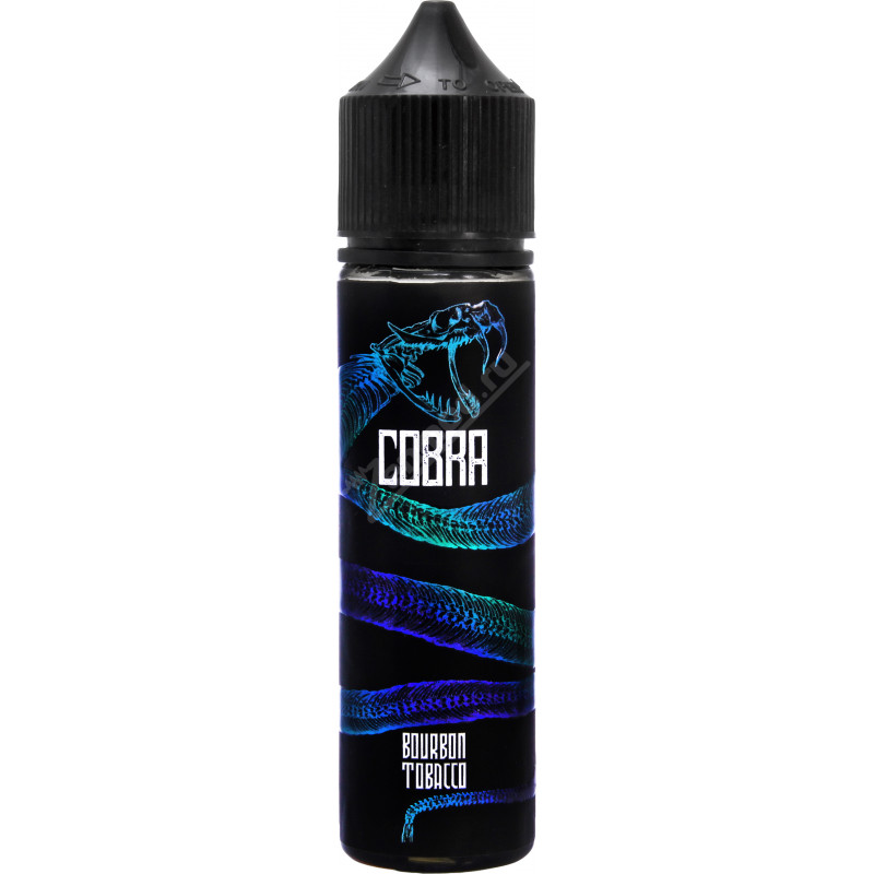 COBRA - Bourbon Tobacco 60мл