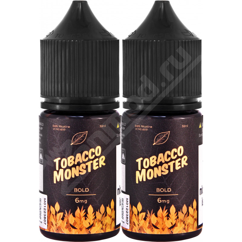 Tobacco Monster - Bold 60мл