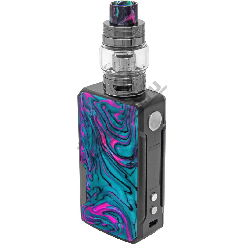 VooPoo DRAG 2 + UFORCE T2 Kit Black Aurora